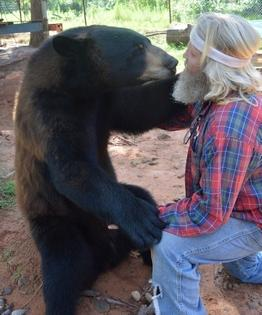 News Star – A man and his bear:  A special bond
